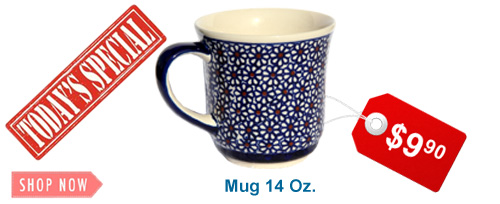 Pottery Made in Poland: Authentic Polish Pottery From Zaklady ...