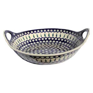 Serving Bowls with Handles