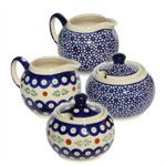 Sugar Bowls and Creamers, A