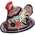 Chicken Serving Platters / Bakers