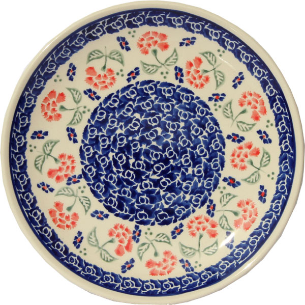 Polish Pottery Salad Plate 6060 6060 Salad Plates Polish Pottery Fascinating Polish Pottery Patterns