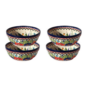 4 Piece Bowl Sets