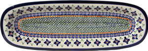 Polish Pottery Appetizer Platter