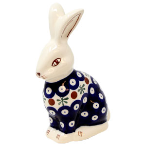 Bunny Rabbit Nature Pattern, Height: 6.25 Inch