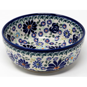 Bowl 24 Oz. in DU126 Polish Pottery Design
