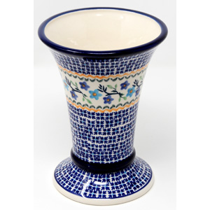 Vase 7.5 Inch High from Zaklady Polish Pottery in 1154a Design