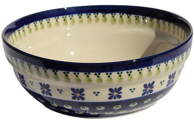 Cereal / Salad Bowl, Classic Design 296a